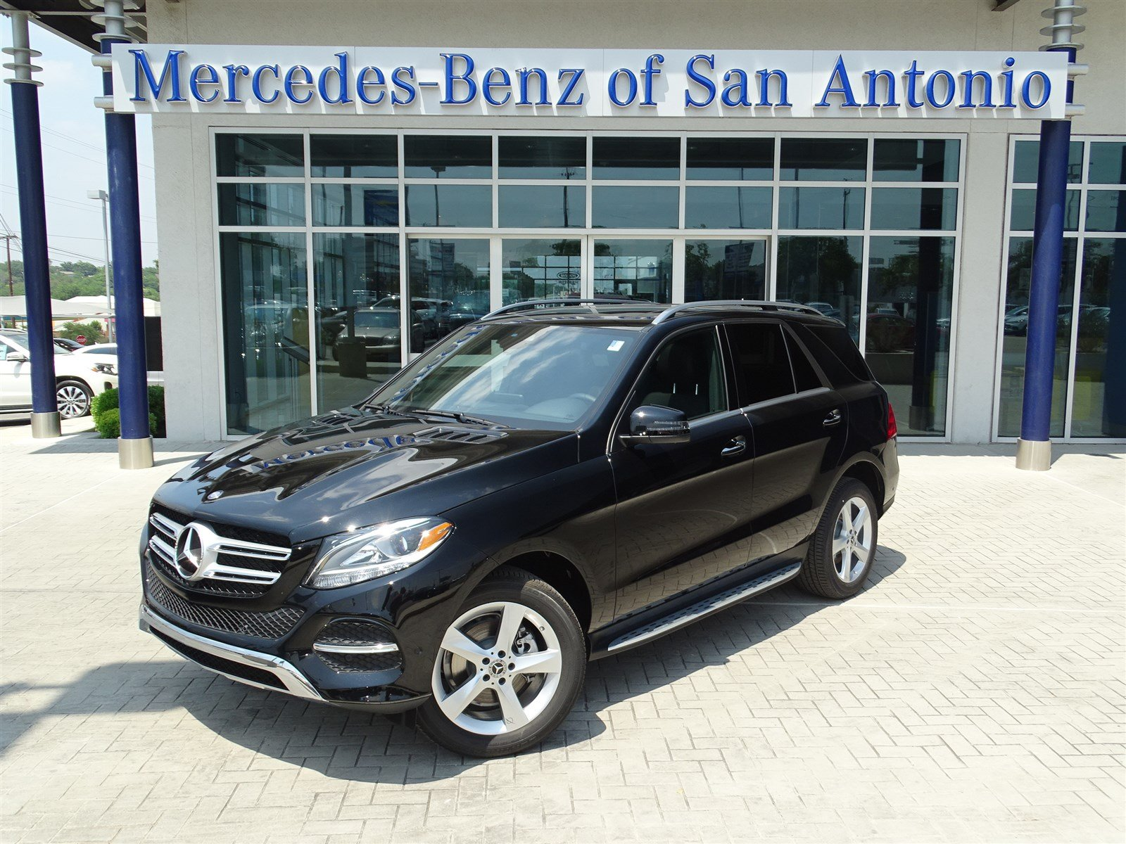 New 2017 mercedes benz gle gle 350 suv in san antonio for San antonio mercedes benz dealers