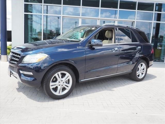 Certified pre owned 2015 mercedes benz m class ml350 suv for Pre owned mercedes benz suv