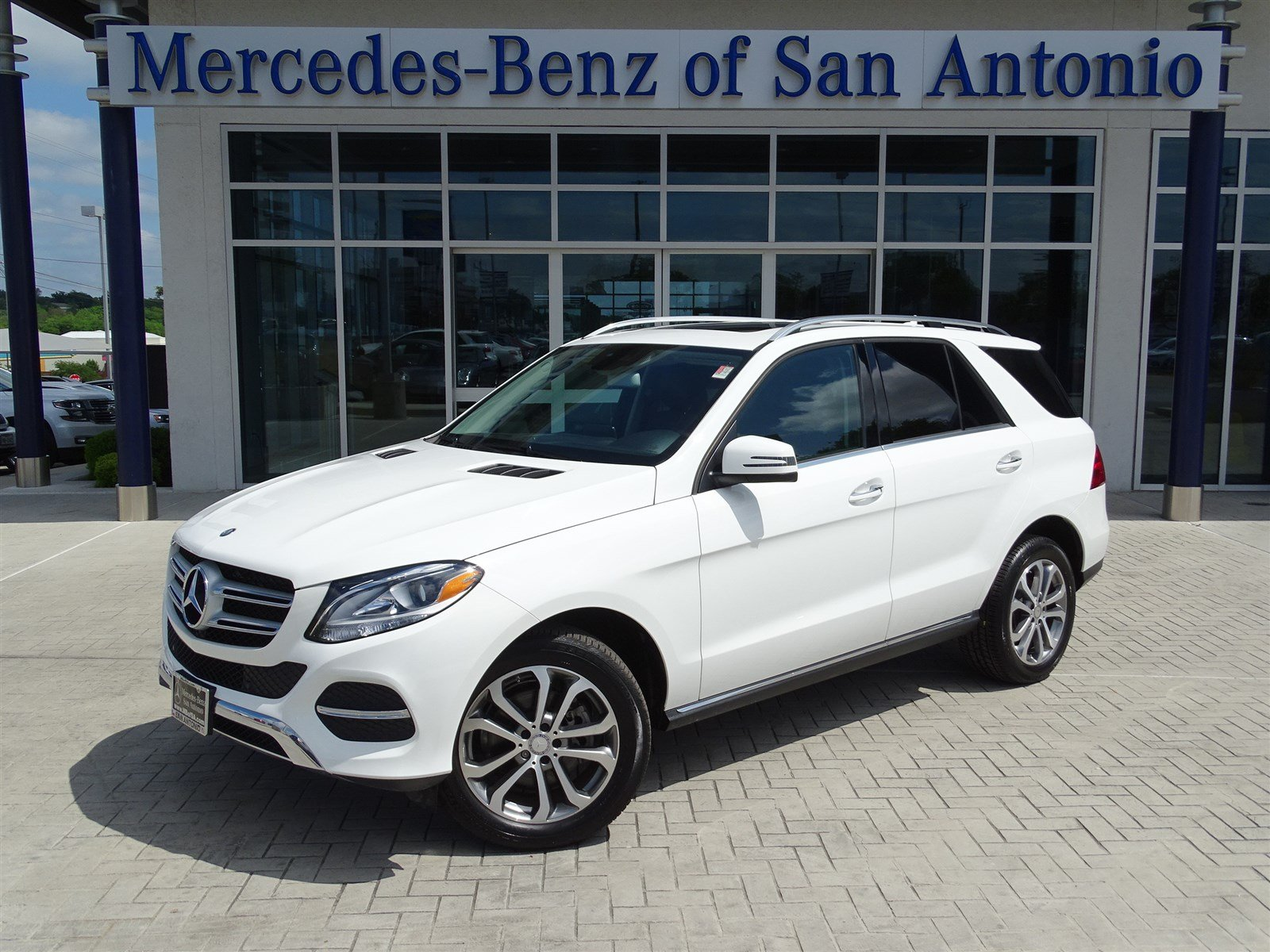 Certified pre owned 2016 mercedes benz gle gle 350 suv in for Mercedes benz of naples inventory
