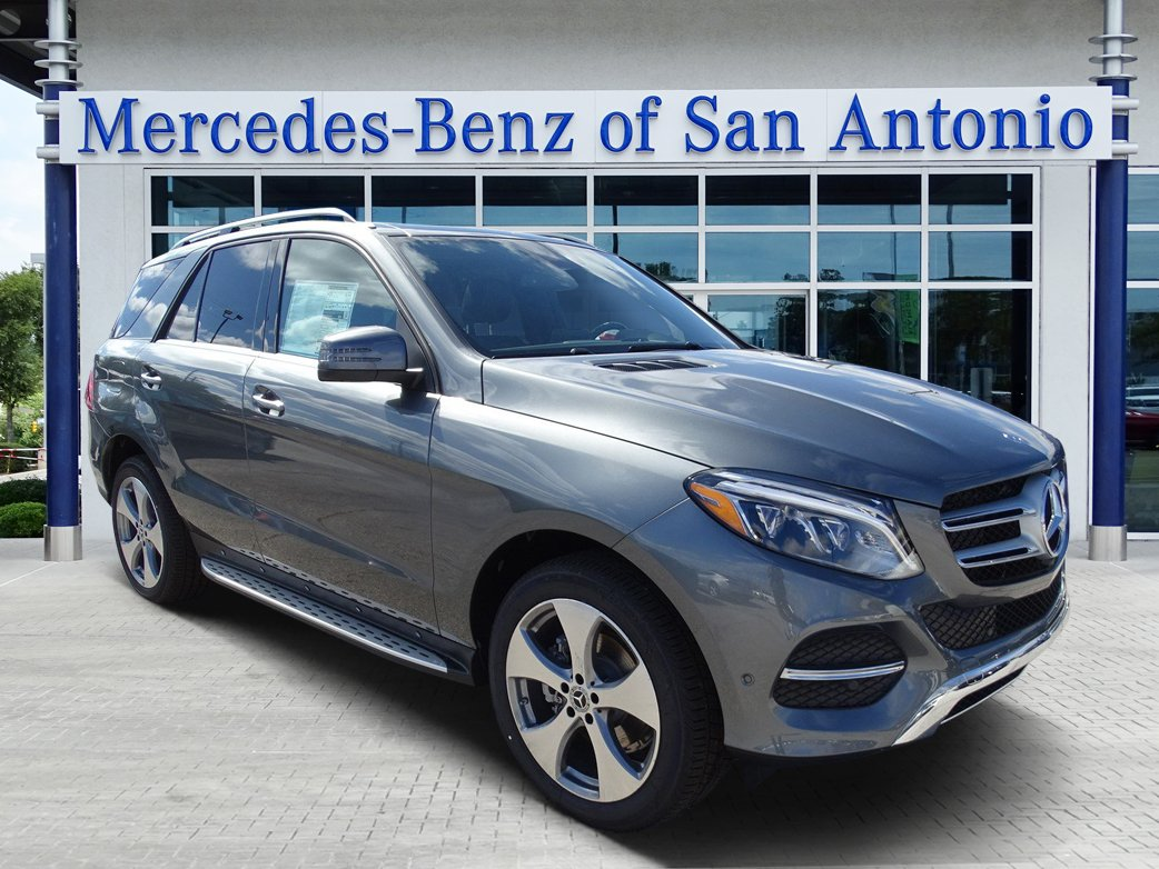 New 2017 mercedes benz gle gle 350 suv in san antonio for Mercedes benz of naples inventory