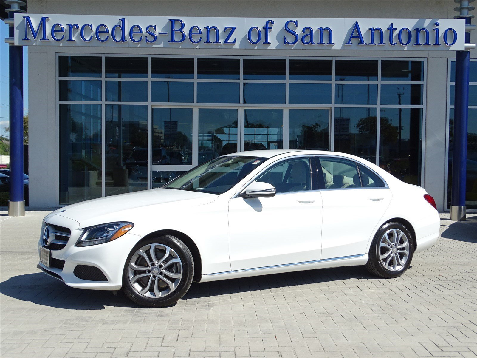 Certified pre owned 2016 mercedes benz c class c 300 sedan for Mercedes benz repair san jose