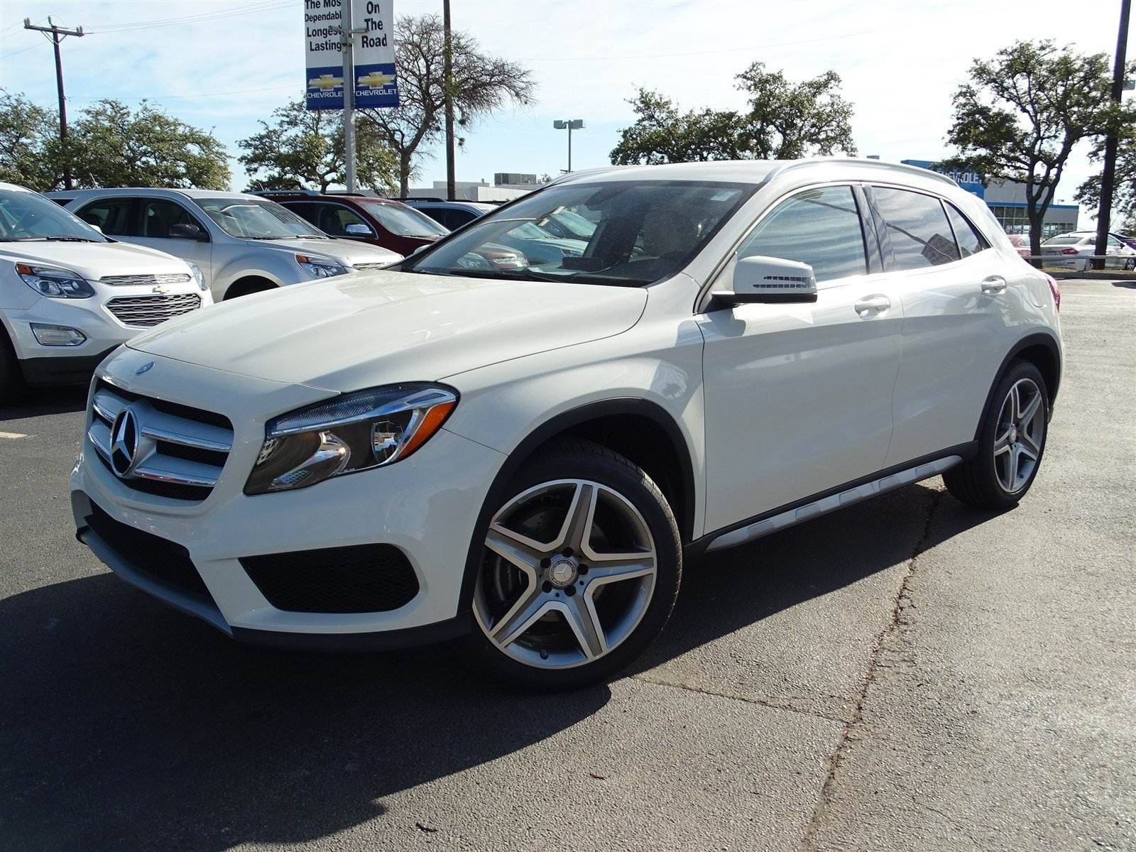 new 2017 mercedes benz gla gla250 sport utility in san antonio n15380 mercedes benz of san. Black Bedroom Furniture Sets. Home Design Ideas