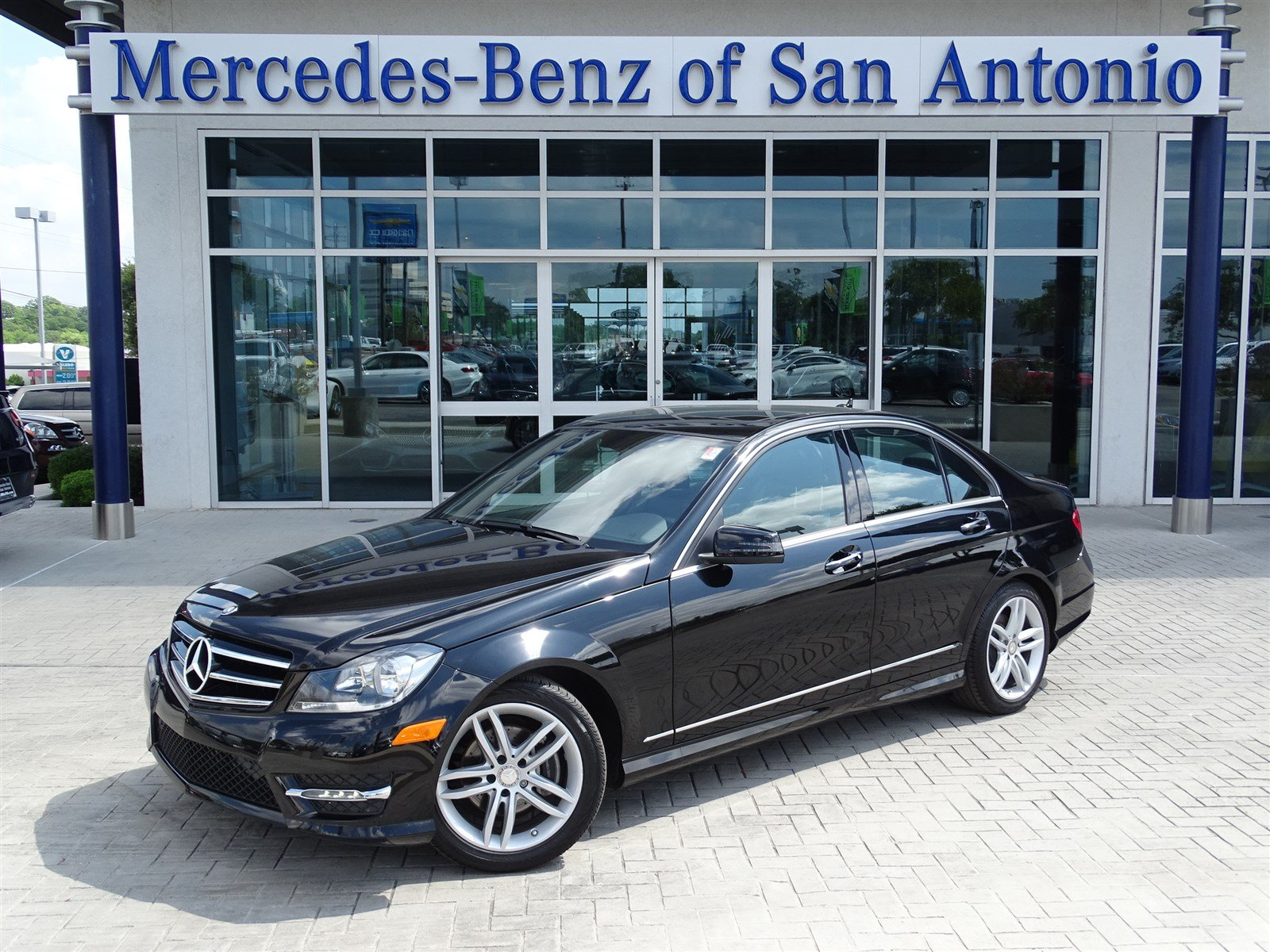 pre owned 2014 mercedes benz c class c 250 sport sedan in ForUsed Mercedes Benz In San Antonio