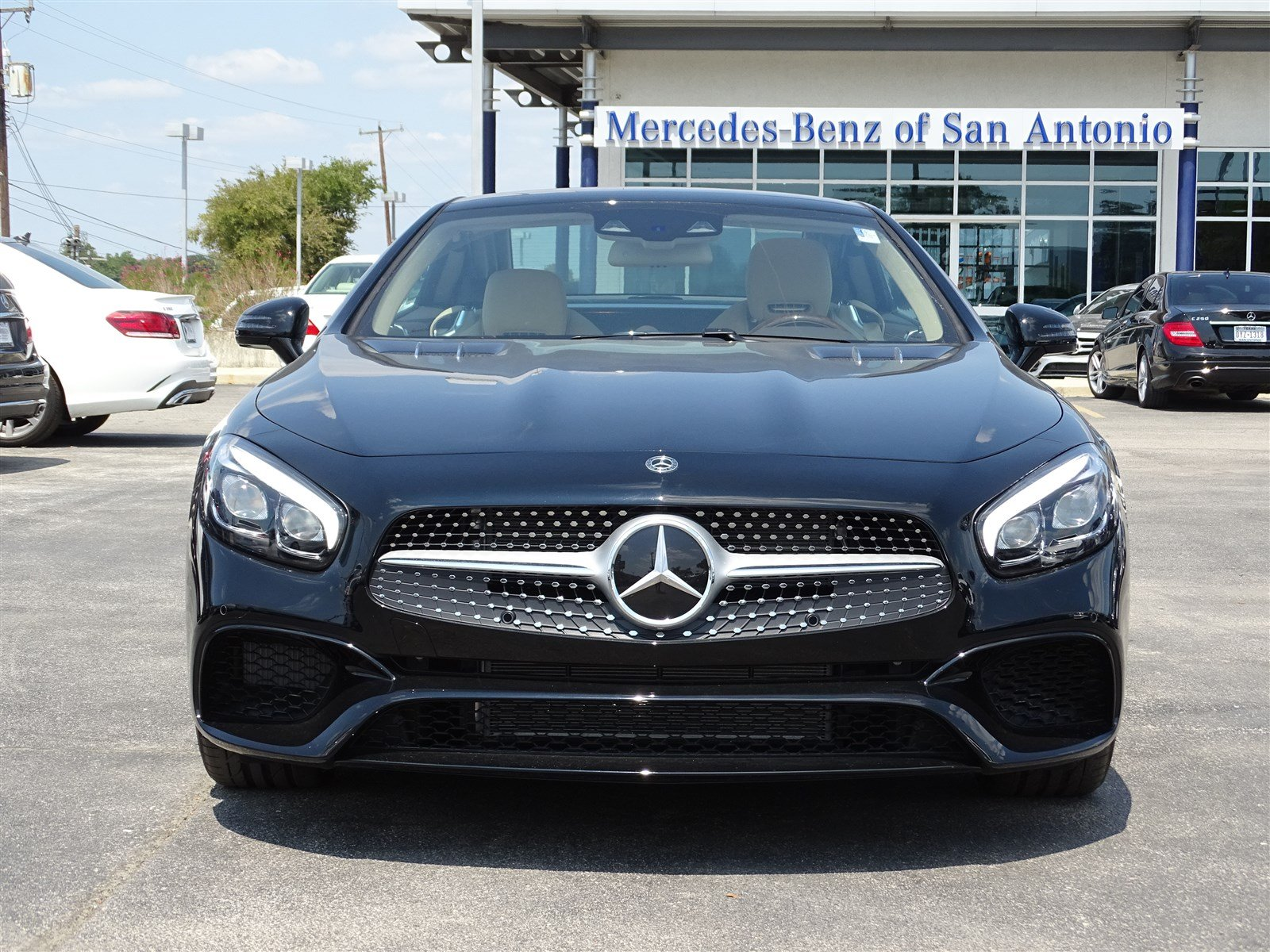 New 2018 mercedes benz sl sl 550 roadster in san antonio for Mercedes benz in san antonio