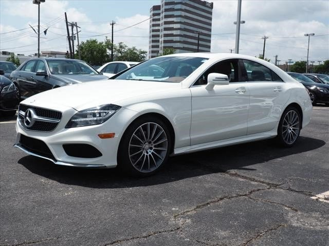 Pre owned 2016 mercedes benz cls cls 400 coupe in san for Used mercedes benz in san antonio