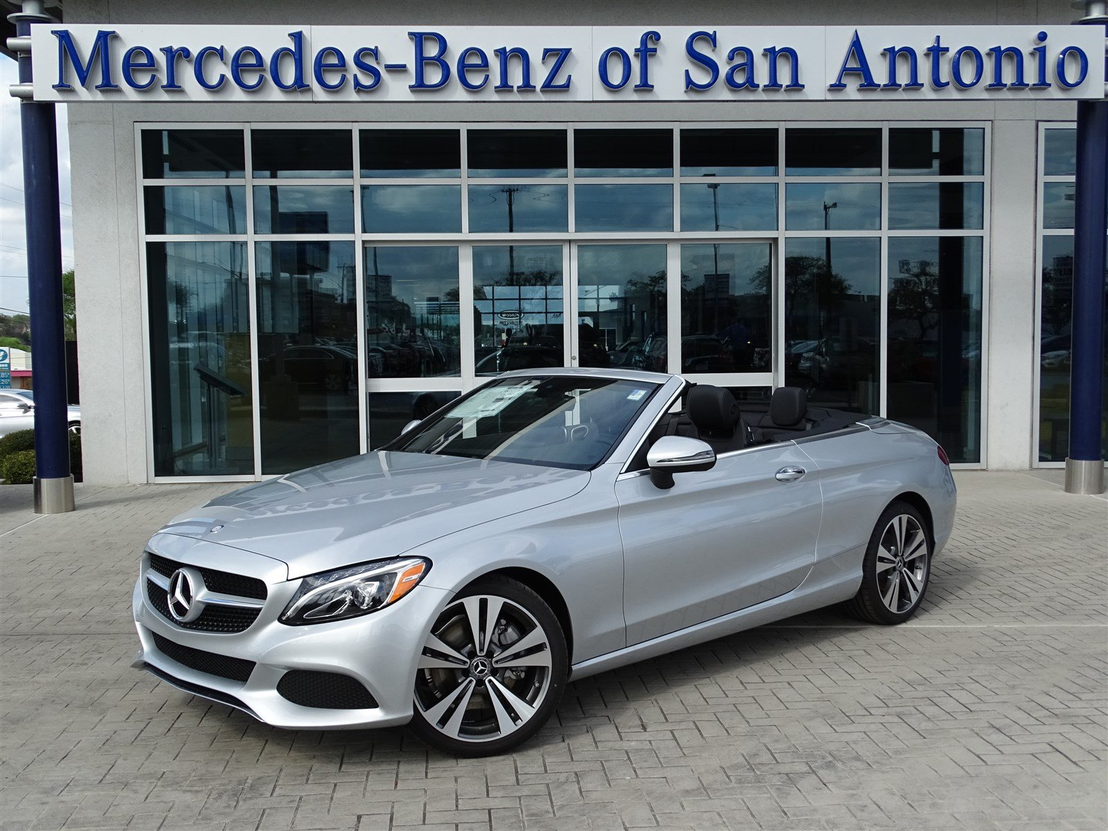 New 2017 mercedes benz c class c 300 cabriolet in san for San antonio mercedes benz dealers