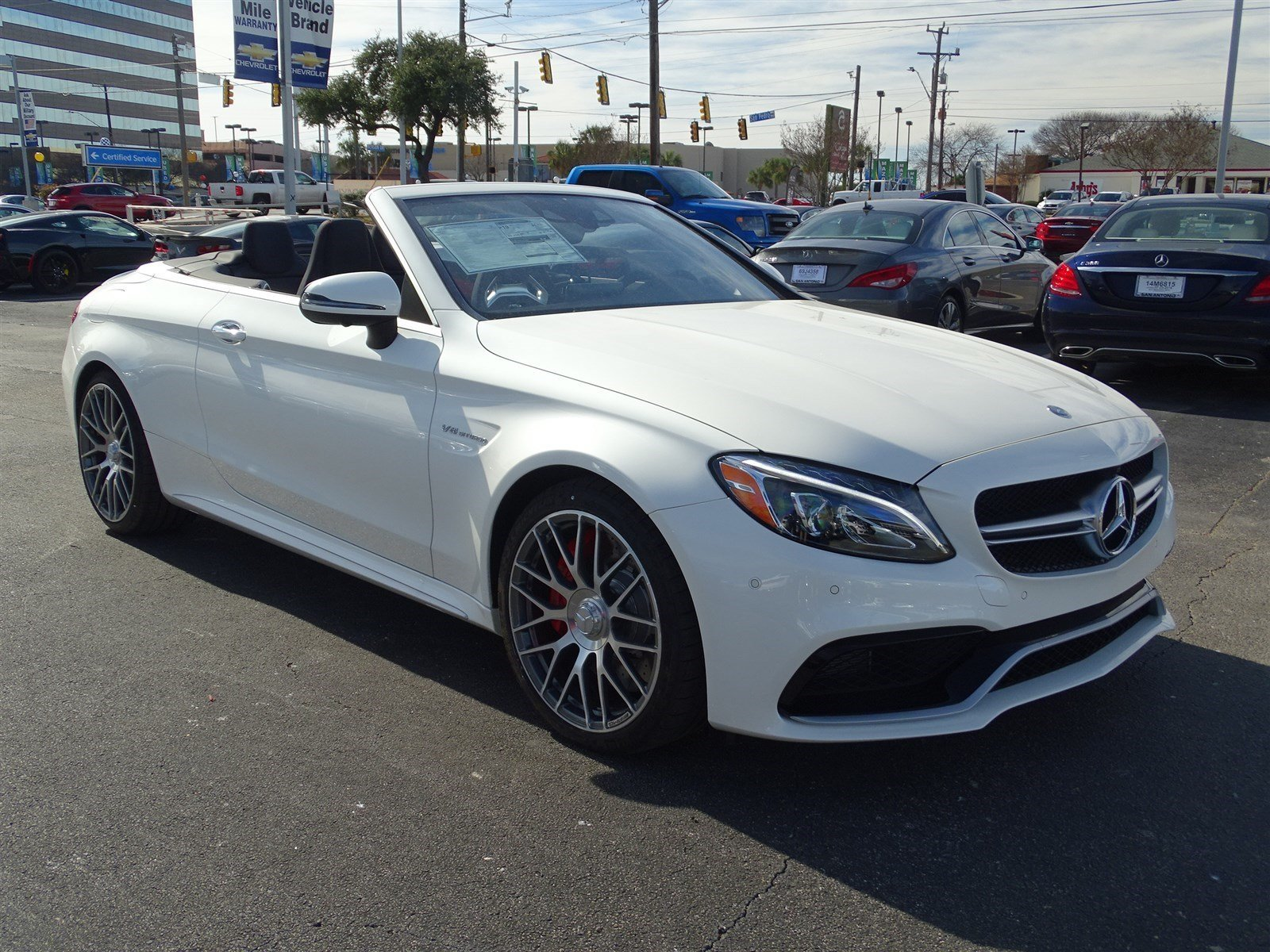 Pre owned vehicles mercedes benz of san antonio autos post for Mercedes benz pre owned vehicles