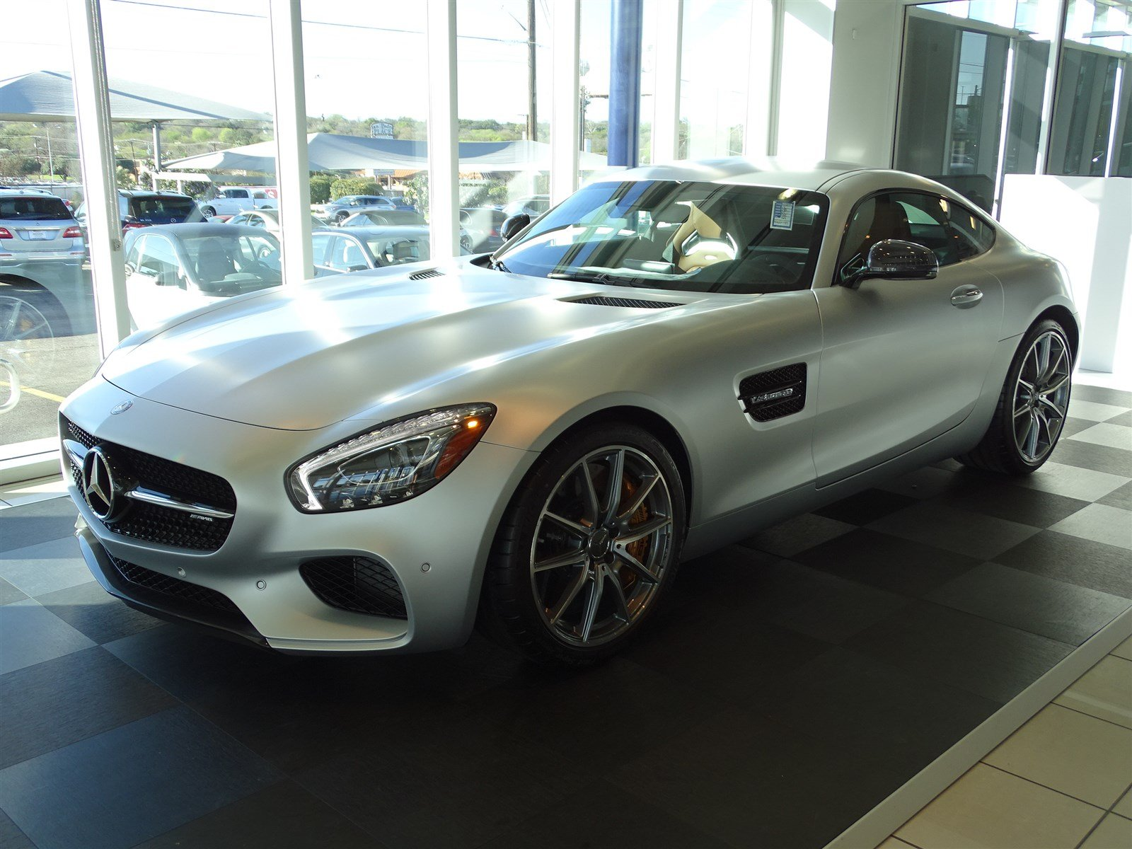 New 2017 mercedes benz gt gt s amg coupe in san antonio for 2017 mercedes benz amg gt msrp